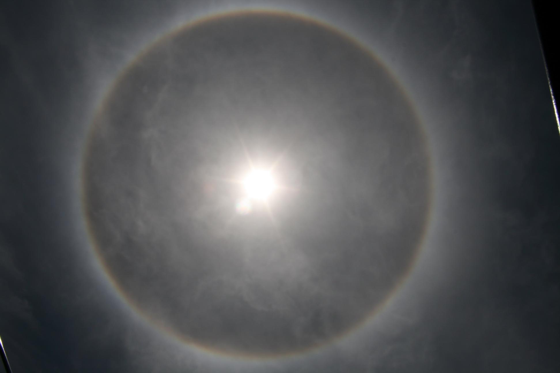 Makassar Solar Halo