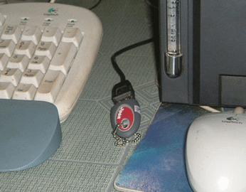 My DSLized USB Stick